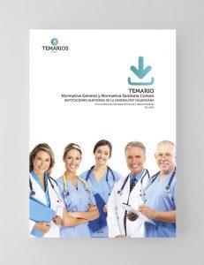 Temario Normativa Sanitaria General y Común - Generalitat Valenciana - Temarios PDF