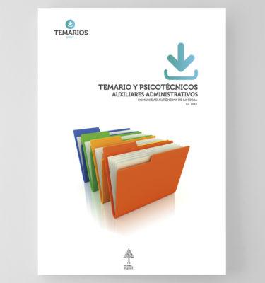 Temario Psicotécnicos Auxiliares Administrativos La Rioja - Temarios PDF