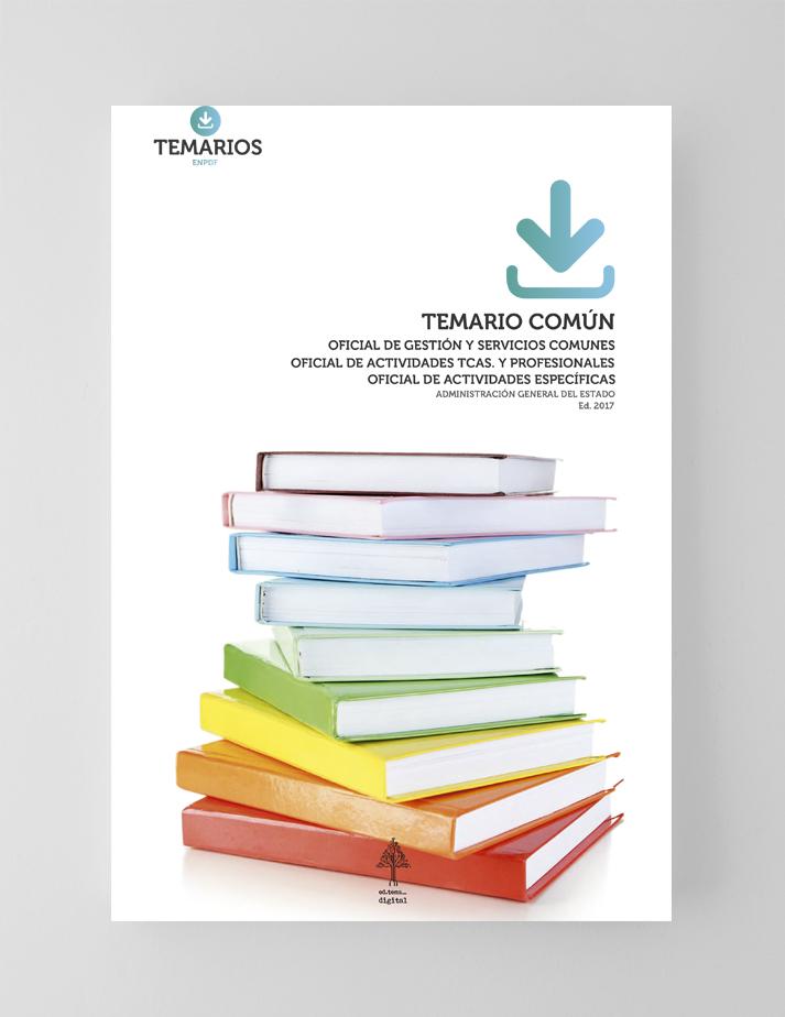 Temario Común Oficial de Gestión - AGE - Temarios PDF