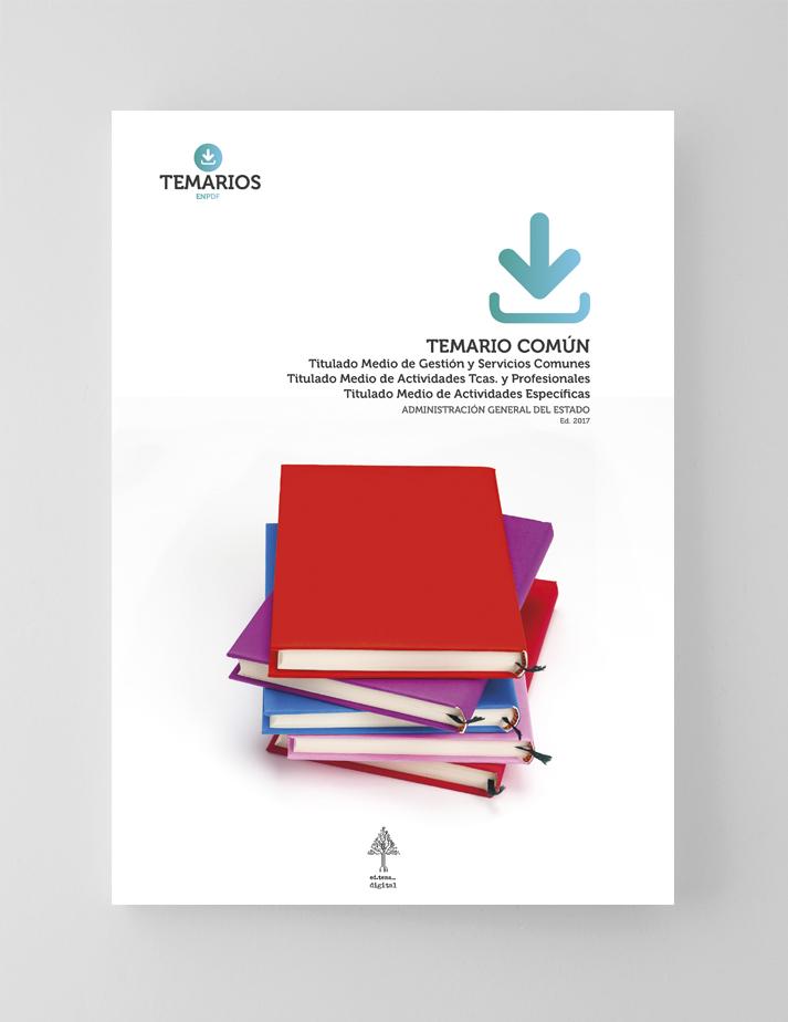 Temario Común Titulado Medio - AGE - Temarios PDF
