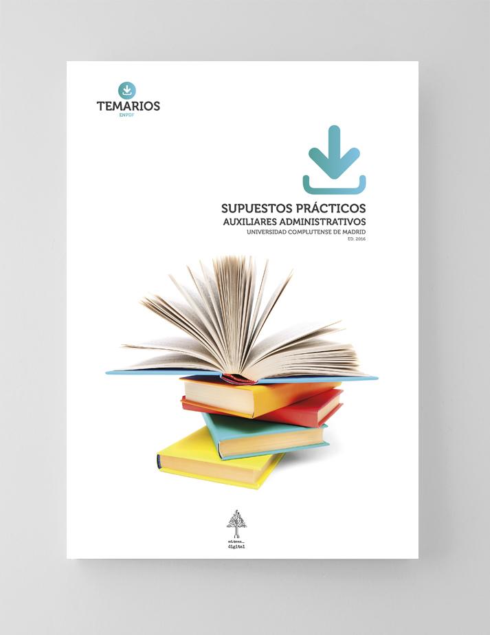 Supuestos Prácticos Auxiliares Administrativos - Complutense Madrid - Temarios PDF
