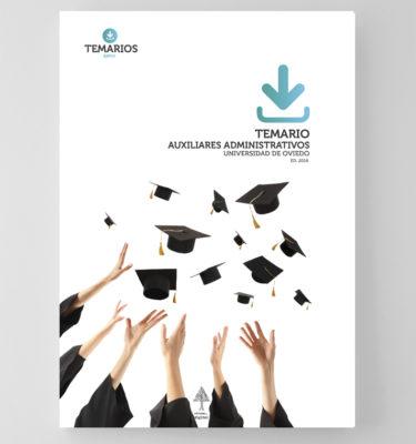 Temario - Auxiliares Administrativos - Universidad Oviedo - Temarios PDF