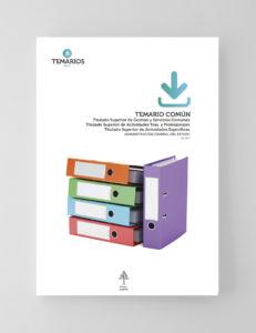 Temario Común - AGE - Temarios PDF