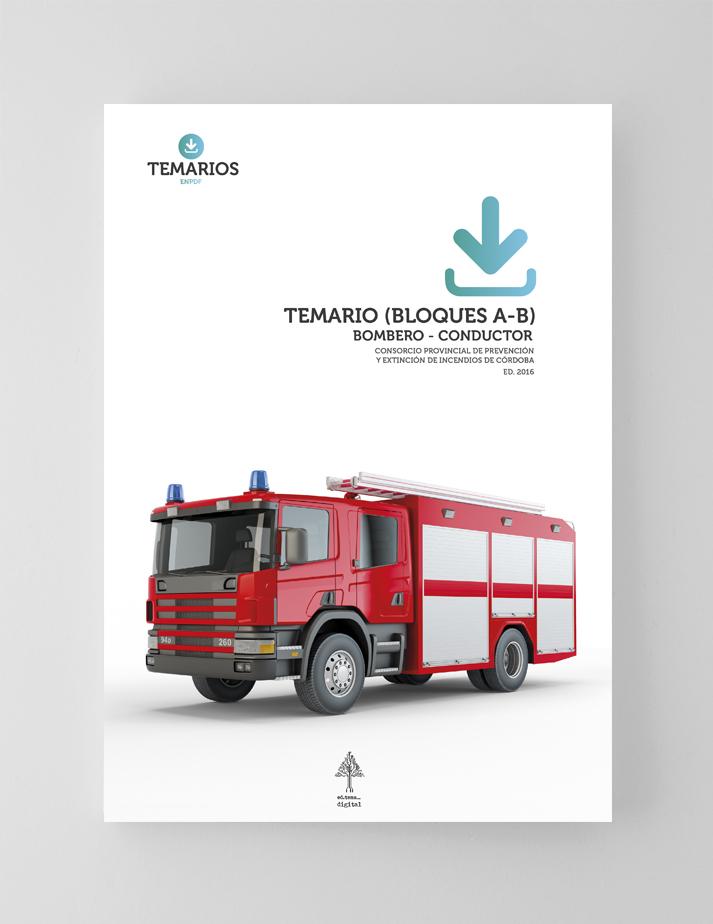 Temario Bombero Conductor - Temarios PDF