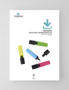 Temario Auxiliares Administrativos - Generalitat Valenciana - Temarios PDF
