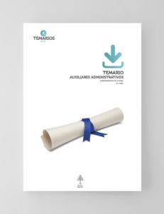 Temario - Auxiliares Administrativos - Universidad Cádiz - Temarios PDF