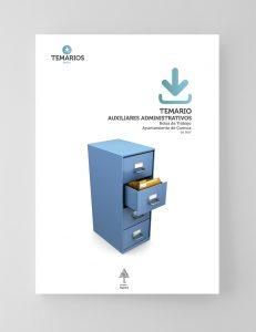 Temario Auxiliares Administrativo - Bolsa Trabajo Ayuntamiento Cuenca - Temarios PDF