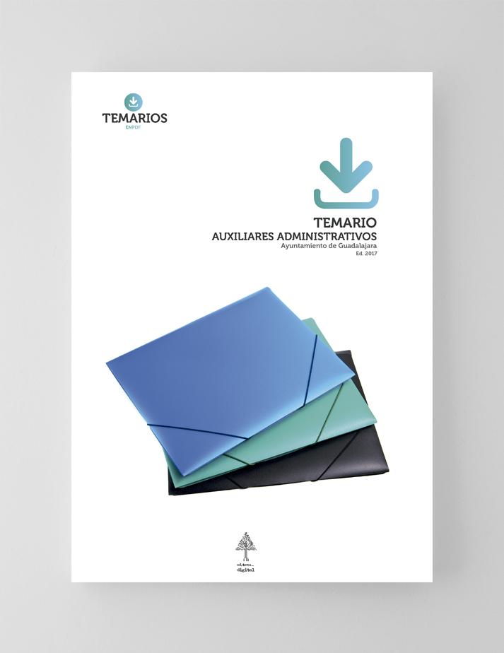 Temario Auxiliares Administrativos Ayuntamiento Guadalajara - Temarios PDF