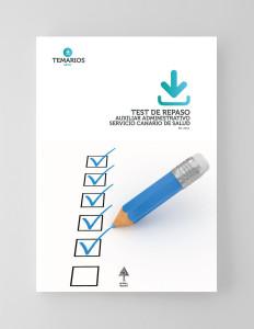 Test Repaso Auxiliares Administrativos Servicio Canario de Salud - Temarios PDF