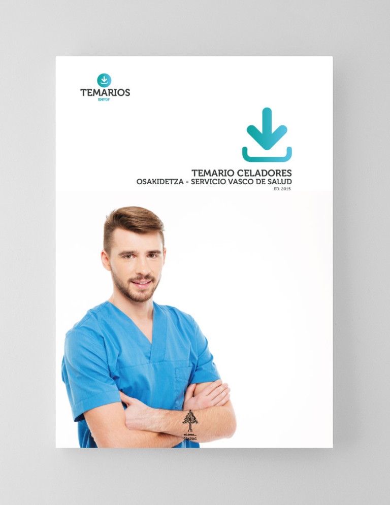 opsición celador servicio vasco salud.