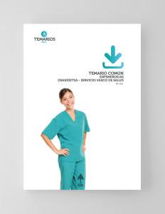 Temario Común Enfermeros Servicio Vasco Salud - Temarios PDF