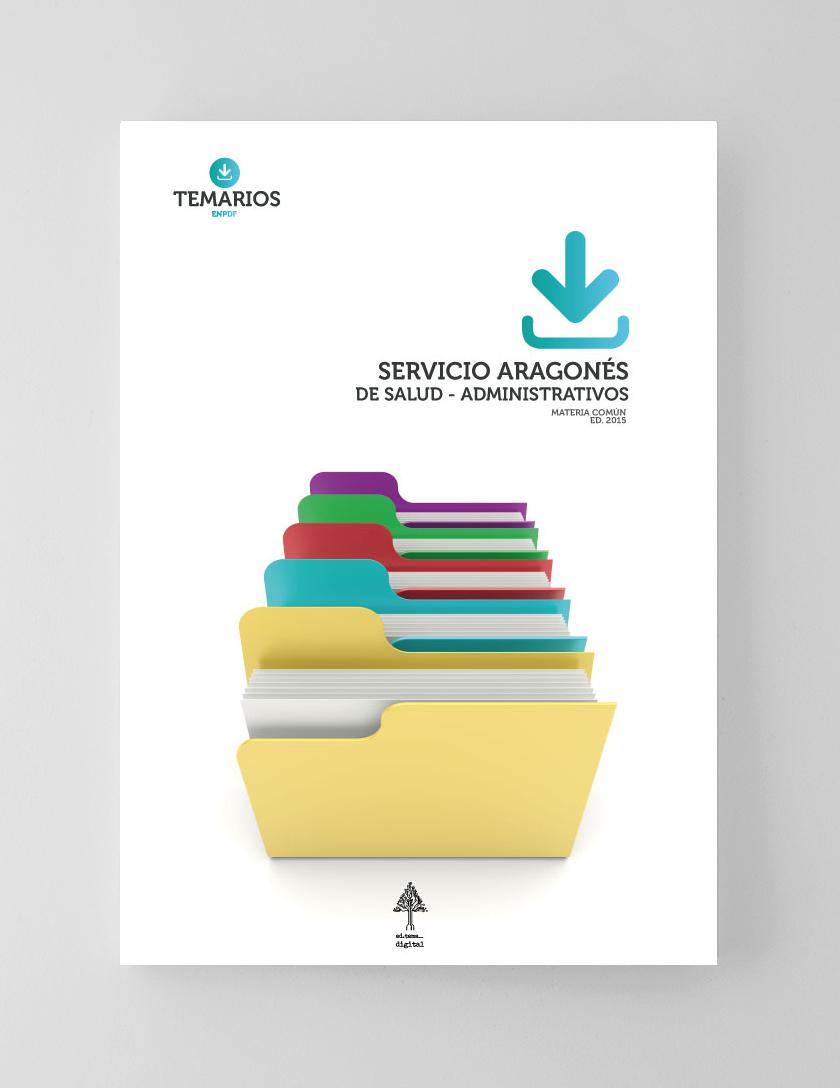 Materia Común Administrativos Servicio Aragonés de Salud - Temarios PDF