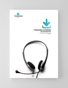 Temario Común Telefonistas Servicio Aragonés de Salud - Temarios PDF