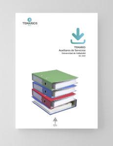 Temario Auxiliares Servicio Universidad de Valladolid - Temarios PDF