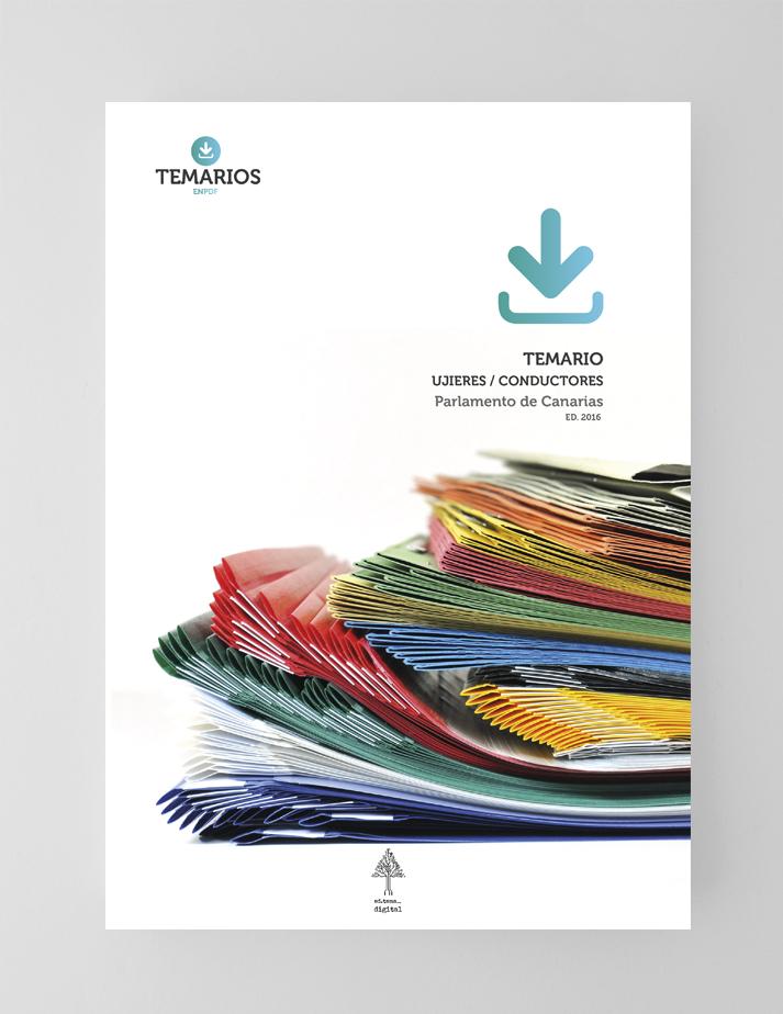 Temario Ujieres Conductores Parlamento Canarias - Temarios PDF