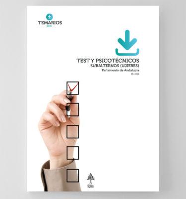 Temario y Psicotécnicos Subalternos Ujieres Parlamento Andalucía - Temarios PDF